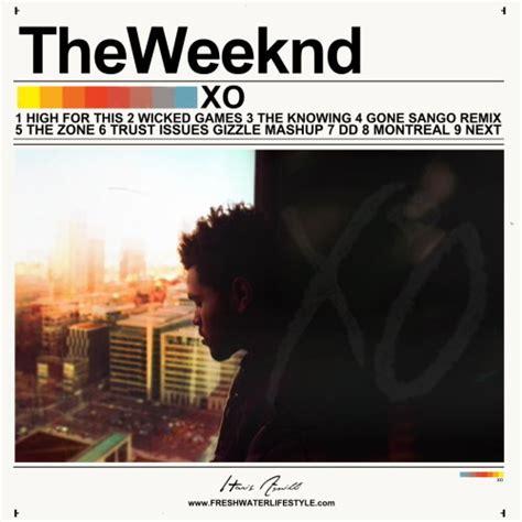 the weeknd gone the weeknd mixtape 171 the weeknd hq