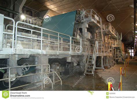 paper and pulp mill stock paper and pulp mill stock photo image 5223200