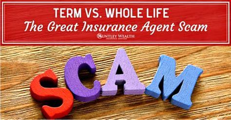 whole vs term insurance types of insurance huntley wealth insurance