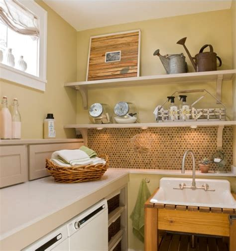 Vintage Laundry Room Decor With Vintage Utility Laundry Vintage Laundry Room Decor