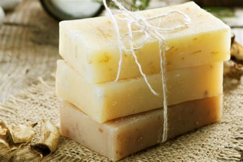 make at home soap for and
