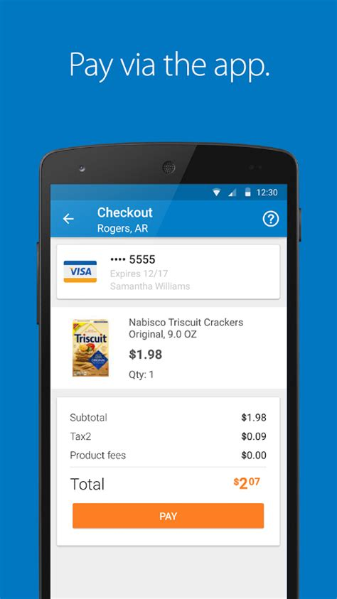 walmart app for android walmart finally rolls out its scan go app to android