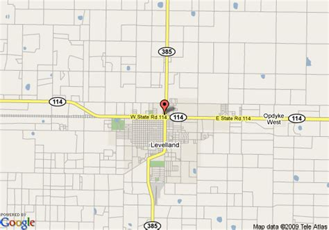 map of levelland texas map of best western south plains inn suites levelland