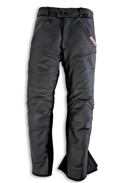 Ducati Motorrad Jeans by Ducati Company Leder Hose Damen Leather Trouser Dainese