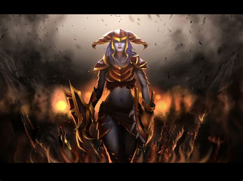 shyvana by amylrun on deviantart