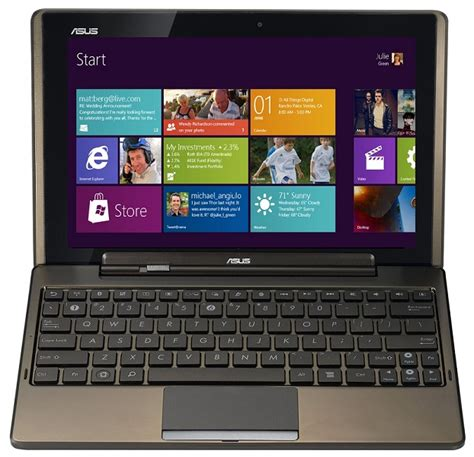 Tablet Asus Window 8 tecnologia elettronica asus tablet windows 8