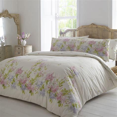 comforters and duvet covers vantona astala floral design duvet cover set multi