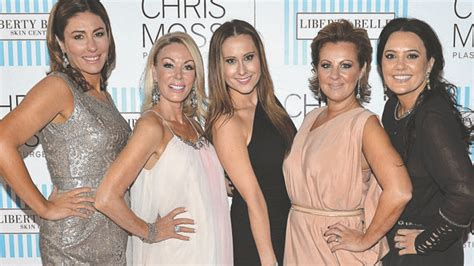 andrea moss of the real housewives of melbourne arena the tv shows you ll be watching in 2014 herald sun