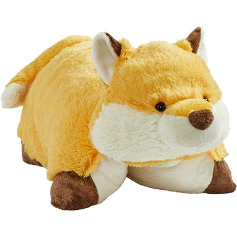 pillow pet pillow pets fox 18inch