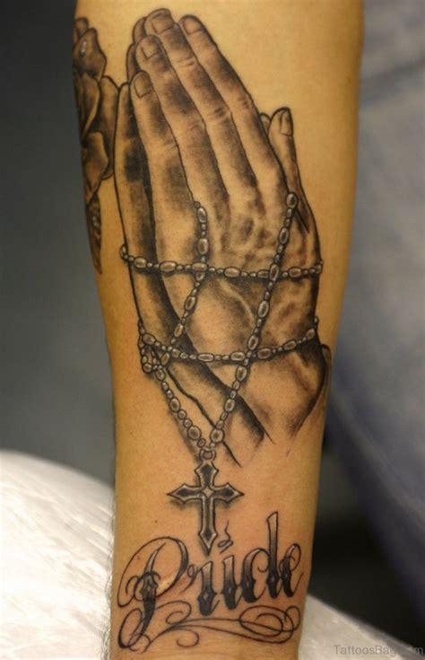 rosary tattoos on arm 52 52 great rosary tattoos on arm