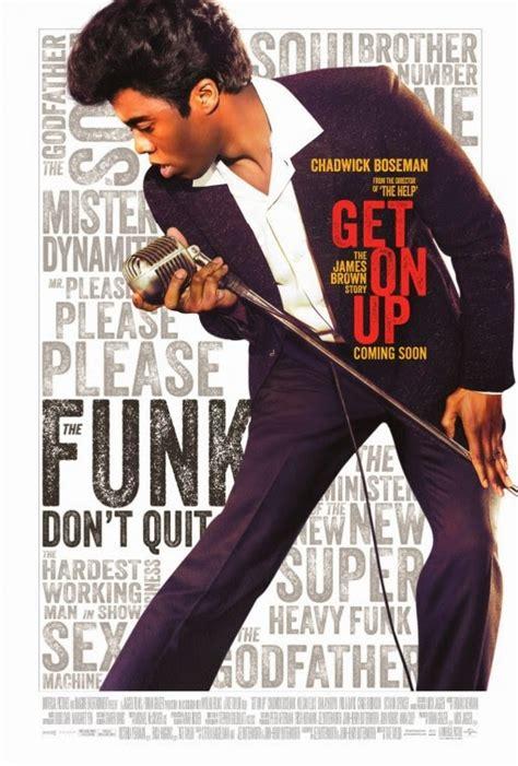 film get it up get on up movie poster teaser trailer