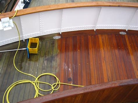 How to protect your boat deck from the elements   Owatrol