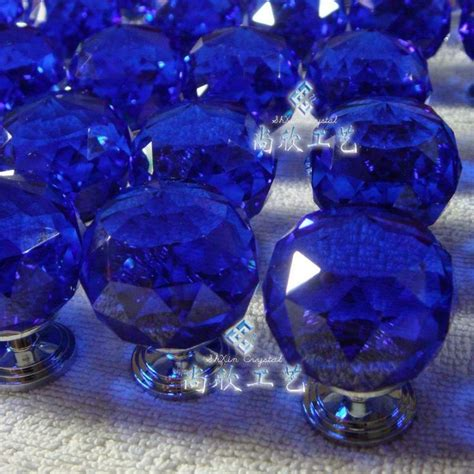 blue crystal cabinet knobs 266 best images about blue glass on pinterest cobalt
