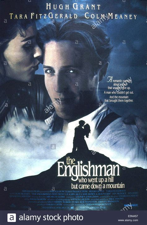 Hugh Grant Is An Angry Englishman by The Englishman Who Went Up A Hill But Came A Mountain