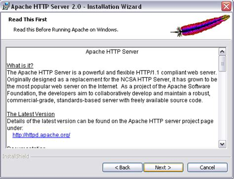 installing xp apache as service install web server in windows xp with apache2 php5 and