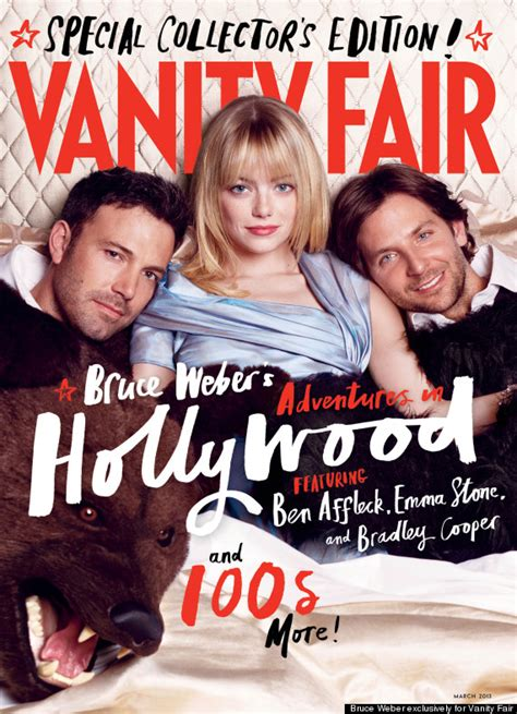 Issue Vanity Fair by Vanity Fair Issue Gets In Bed With