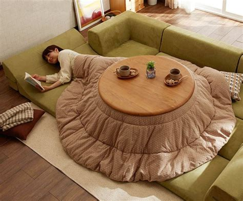kotatsu bed the kotatsu an ingenious japanese table that offers the