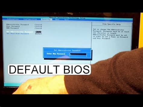 reset bios settings to default full download how to change boot sequence in lenovo laptop