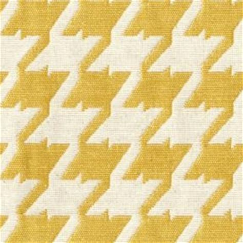 yellow upholstery fabric bohemian 502 lemon yellow houndstooth upholstery fabric