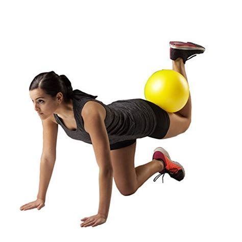 theraband mini ball small exercise ball  abdominal