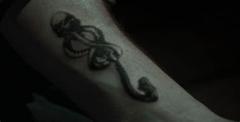 harry potter dark mark tattoo harry potter wiki