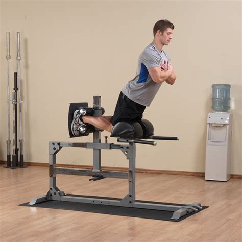 bench glute raises sgh500 body solid glute ham machine body solid fitness