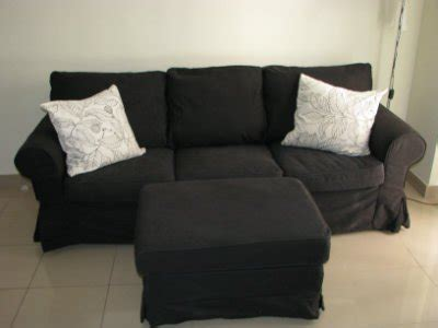 sofas de ocasion en barcelona tabl 211 n de anuncios ocasi 243 n sofa puf negros