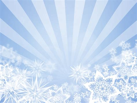 light blue snowflakes design psdgraphics