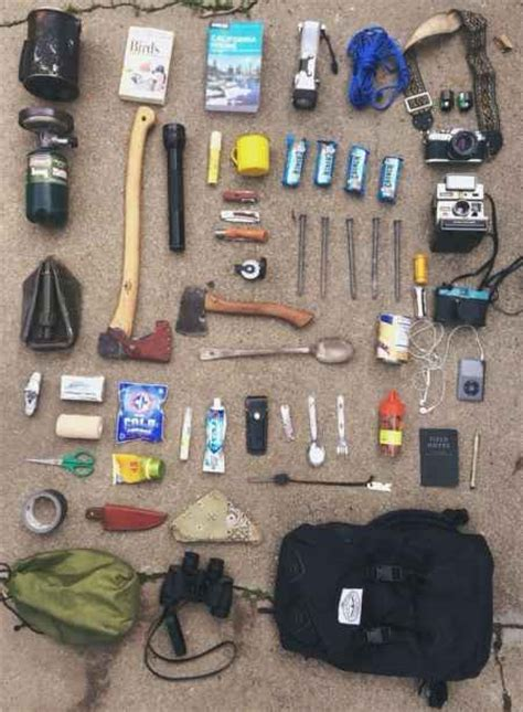 survival gear kits 15 diy survival kits for any emergency