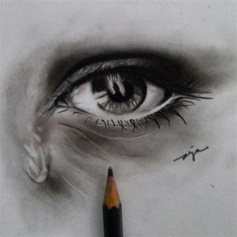 galeri sukarjo sarilah 187 sketsa mata sketch of eye