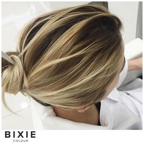 best hair color for a hispanic with roots image result for blonde balayage dark roots people
