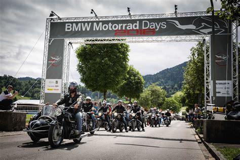Bmw Motorrad Days In Garmisch Partenkirchen 2016 by The 16th Bmw Motorrad Days In Garmisch Partenkirchen From