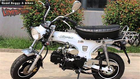 125ccm Motorrad Entdrosseln by Skyteam St50 6 Honda Dax Nachbau 50ccm Moped Neu 2014