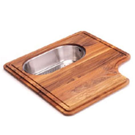 Kitchen Sink Cutting Board Kitchen Sink Accessories Professional Series Solid Wood Cutting Board For Fk Psx110 30 Series