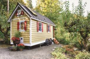 Tiny House Square Footage Living Large In 150 Square Feet Why The Tiny House