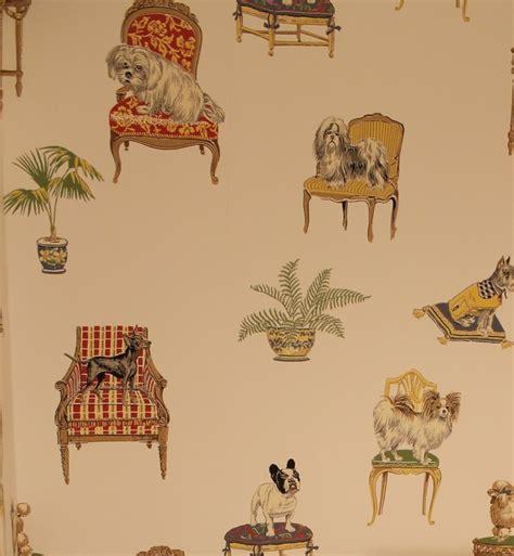 pinterest thibaut wallpaper fifi and friends from thibaut wallpaper the wallpaper