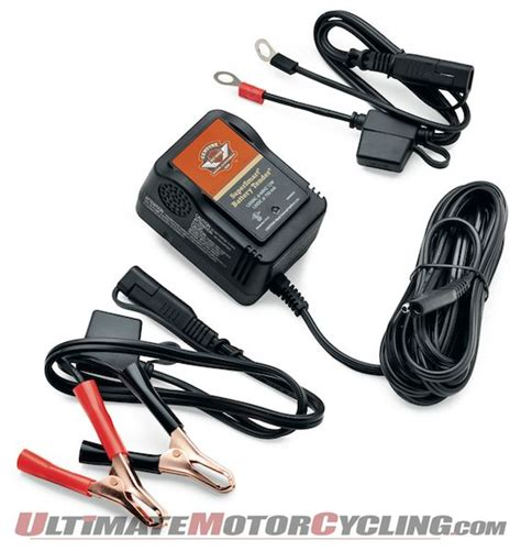 Motorrad Batterie Laden by Harley Davidson Offers Motorcycle Battery Charging Advice