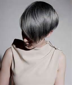 coloring hair gray trend name short hair color trends 2016