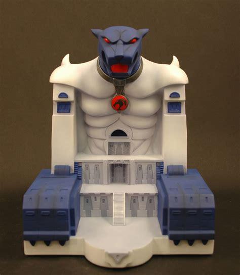 figure xpress honolulu thundercats cats lair resin environment statue raving