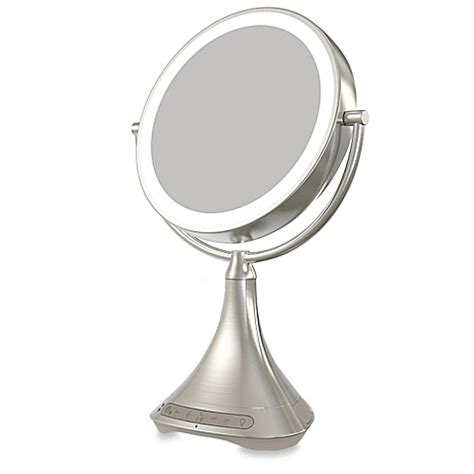 Portable Vanity Mirror by Ihome 174 1x 7x Portable Sided 9 Inch Vanity Mirror