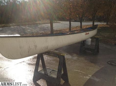armslist for sale lincoln canoe