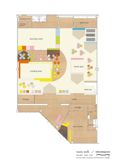 Bc Floor Plans gallery of mama smile emmanuelle moureaux architecture
