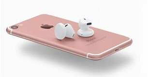 Image result for iphone 7 wireless earbuds. Size: 306 x 160. Source: www.cultofmac.com