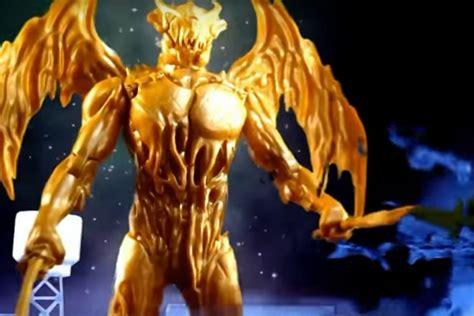 Goldar A power rangers version of goldar will melt your