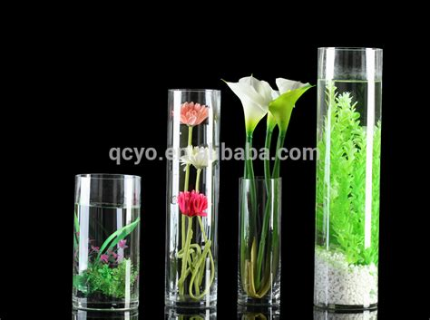 Plastic Wedding Vases by Factory Supply Acrylic Vases Plastic Vases For Weddings