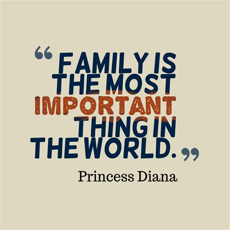 Picture Princess Diana quotes about family   QuotesCover.com