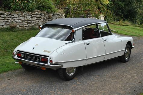 citroen classic 1974 citroen ds23 pallas with just 70 000 miles time warp