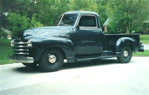 frame chassis 1947 to 1955 1st ser chevy truck