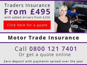 Motor Trade Insurance Under 25 by Motor Trade Insurance Frequently Asked Questions