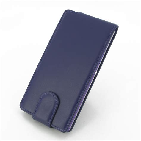 Xperia Z2 Wallet Pouch Premium Flip Cover Leather Bumper Armor sony xperia z2 leather flip carry purple pdair sleeve pouch
